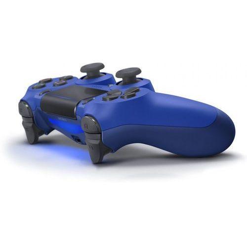 OKAZJA - Sony DualShock 4 V2 niebieski (0711719893950)