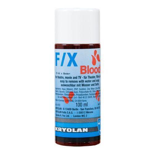 Kryolan  fx blood sztuczna płynna krew 100ml