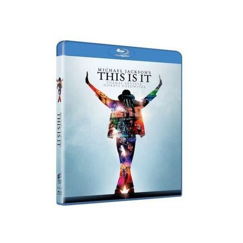 Michael jackson`s this is it! (blu-ray) marki Imperial cinepix