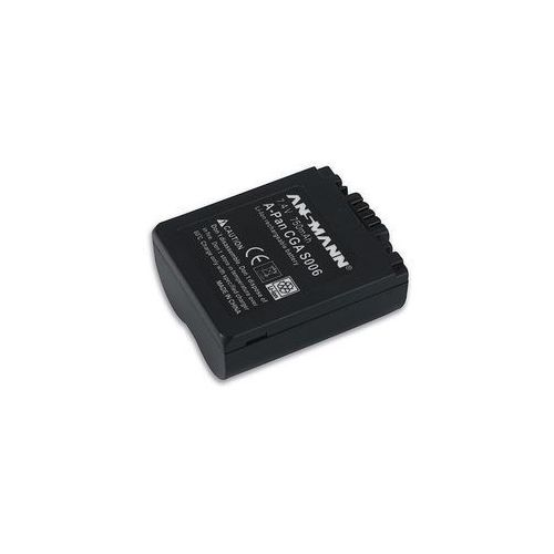 Ansmann  akumulator a-pan cga s006, kategoria: akumulatory dedykowane