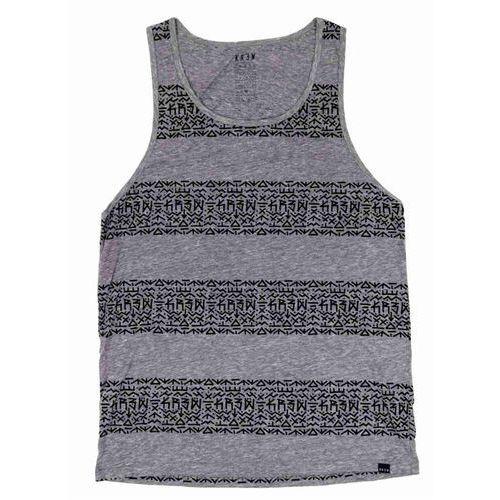 Krew Koszulka - scribble stripe grey/heather (ght) rozmiar: s