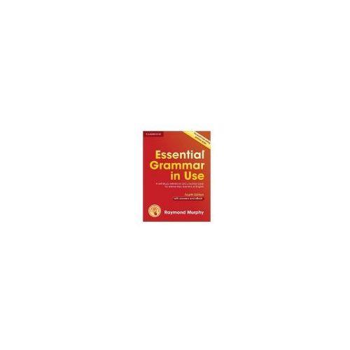 Essential Grammar in Use 4 Edition. Książka z odpowiedziami + Interactive eBook (opr. miękka)