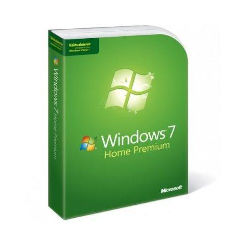 windows 7 home premium pl 32/64 oem marki Microsoft