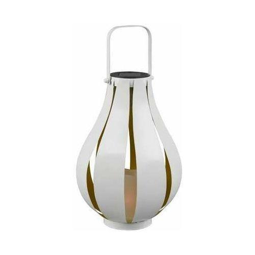 Trio RL Montero R55266131 lampa stojąca zewnętrzna 1x0,1W LED biały mat (4017807492309)