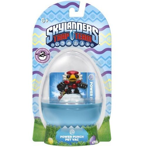SKYLANDERS TRAP TEAM POWER PUNCH PET-VAC