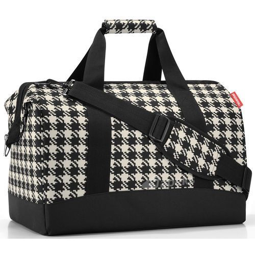 Reisenthel allrounder l torba podróżna weekendowa / rmt7028 - fifties black (4012013566998)