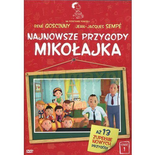 Film BEST FILM Najnowsze przygody Mikołajka: Tajemnicze Przedmioty Le Petit Nicolas - produkt z kategorii- Filmy animowane
