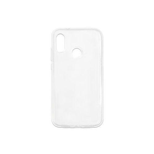Etuo ultra slim Xiaomi redmi 6 pro - etui na telefon ultra slim - przezroczyste