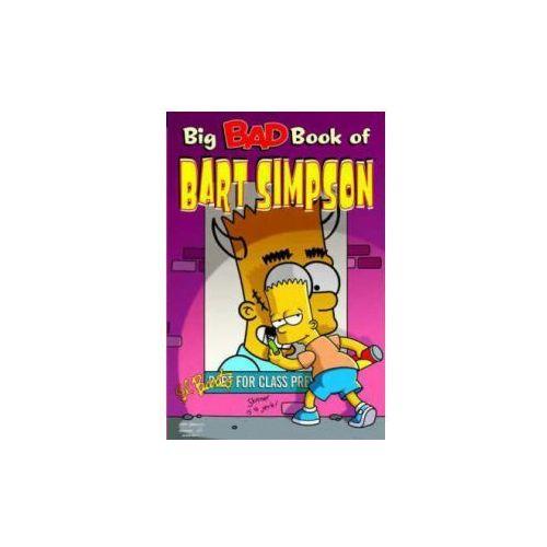 Simpsons Comics Present the Big Bad Book of Bart, Titan Books Ltd