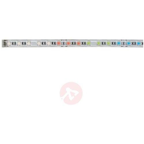 Przedłużenie paska LED ze złączem męskim 24 V 100 cm rgb, ciepły biały Paulmann MaxLED RGBW 70634, MaxLED RGBW