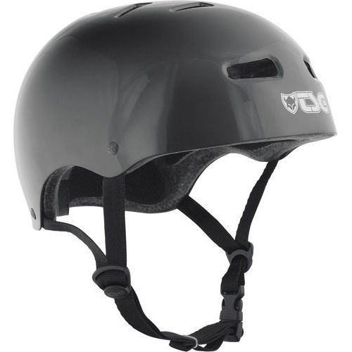 Tsg skate/bmx injected color kask rowerowy mężczyźni, injected black l/xl | 57-59cm 2019 kaski bmx i dirt