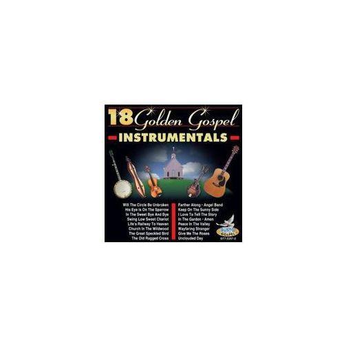 18 Golden Gospel Instrumentals / Różni Wykonawcy