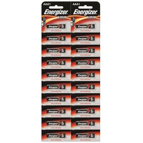Energizer  bateria power aaa e92/ 20szt