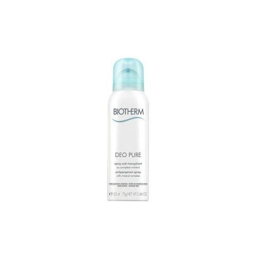 Biotherm Deo Pure Antiperspirant spray 125 ml