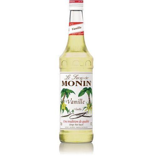 Syrop wanilia vanilla  700ml wyprodukowany przez Monin