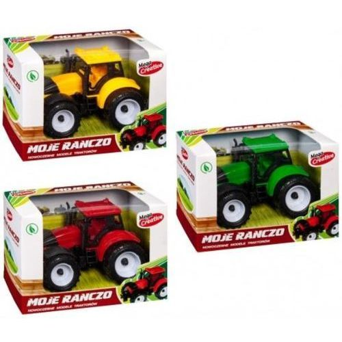 Traktor moje ranczo 15cm, 366496