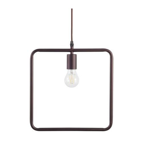 Lampa wisząca brązowa LERMA (4260586353761)