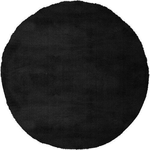 Obsession Dywan cha cha okrągły 80 cm czarny