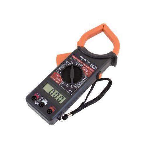 Cyfrowy cęgowy multimetr/miernik napięcia + pokrowiec + bateria. marki S.t.i. ltd.
