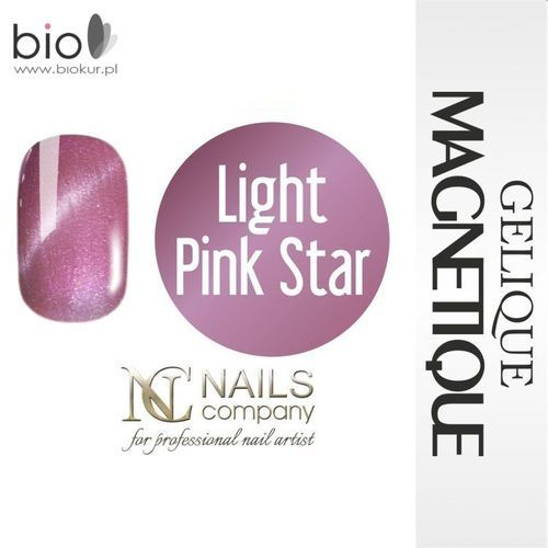 GELIQUE MAGNETIQUE - LIGHT PINK STAR - 6 ml
