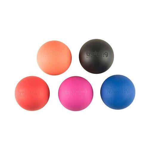 Piłka do masażu lacrosse ball tsr pomarańczowy marki Trainingshowroom