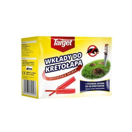 Kretołap petardy do uzupełnienia marki Target
