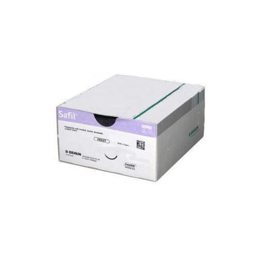 Szwy chirurgiczne - Safil®1/2 koła 2/0 HR22 70 cm-fioletowy-wchłanialne -36 szt., C1048031