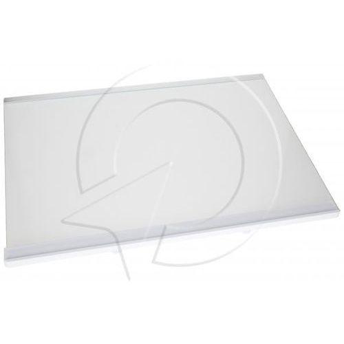 Półka szklana z ramkami do komory chłodziarki do lodówki da9711387c marki Samsung