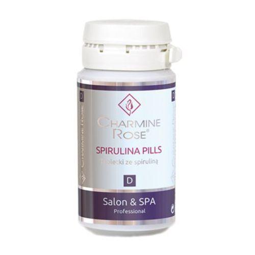 OKAZJA - Charmine Rose SPIRULINA PILLS Tabletki ze spiruliną (GH1520)