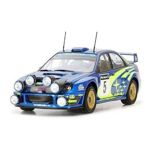 Tamiya TAMIYA Subaru Impreza WRC 2001 Rally