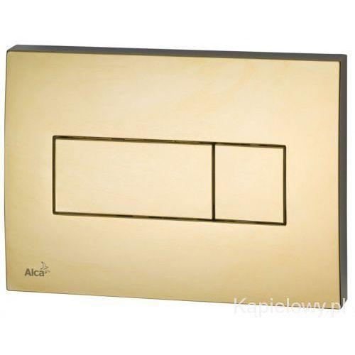 Przycisk spłuczki podtynkowej,złoty M375