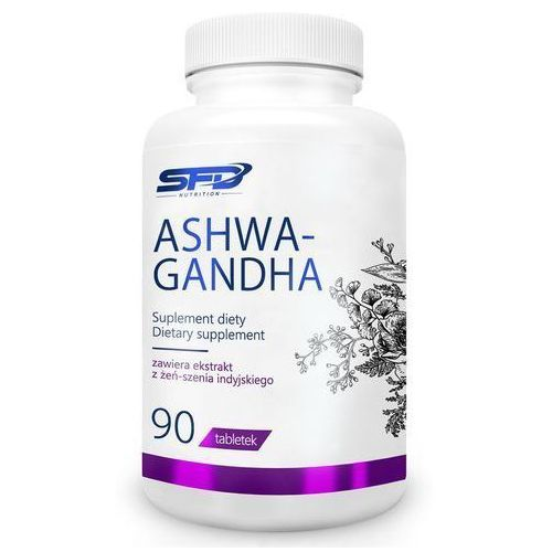 nutrition ashwagandha x 90 tabletek marki Sfd