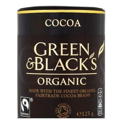 Green and blacks organic cocoa fair trade(anglia) marki Green & black's