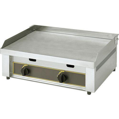 Płyta grillowa gazowa roller grill gładka 777174 marki Stalgast