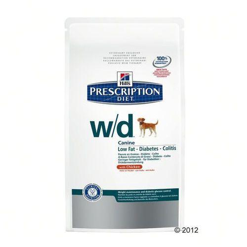 Hills pd dog w/d 12 kg (0052742666204)