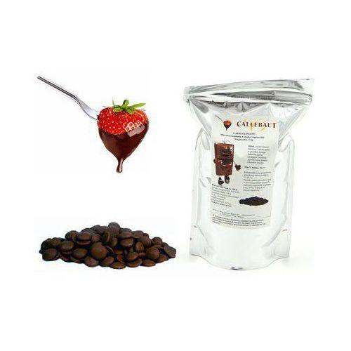 Czekolada cappuccino belgijska do fondue oraz fontann   1 kg