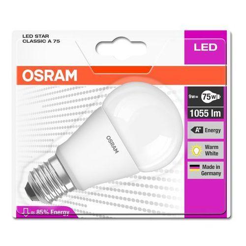OSRAM LEDVANCE Żarówka LED STAR CLASSIC A75 9W (75W) 1055lm E27 2700K (4052899282971)