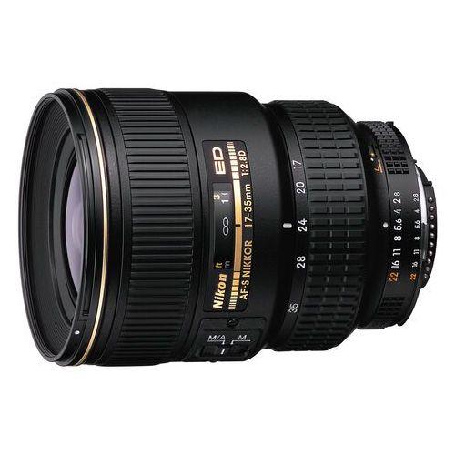 nikkor a fs f/2,8 17-35mm i fed / wysyłka gratis / raty 0% / tel. 500 005 235 marki Nikon