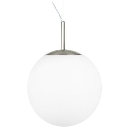 Lampa wisząca zwis oprawa piedale 1x60w e27 nikiel mat 39163 marki Eglo