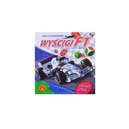 Wyścigi bolidów F1 Gra planszowa