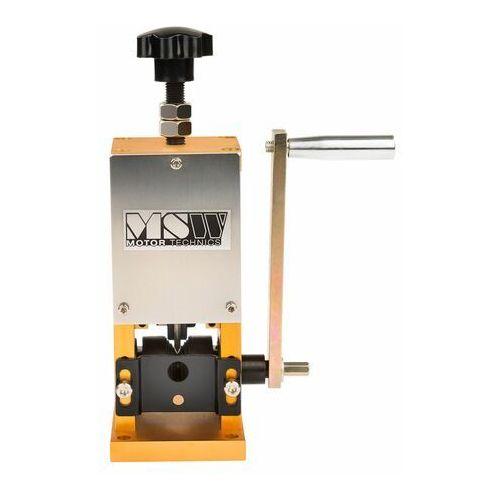 korowarka do kabli - maks. 25 mm - ręczna msw-ws-006 - 3 lata gwarancji marki Msw
