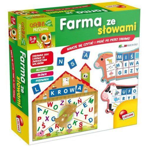 Liscianigiochi Farma ze słowami