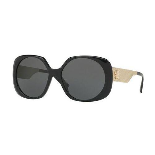 Okulary Słoneczne Versace VE4331 METAL MESH GB1/87