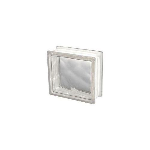 Pustak szklany CHMURKA 1908 / W szer. 19 cm x gł. 8 cm SEVES BASIC (8594001621019)