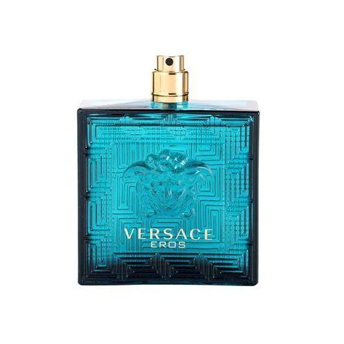 Versace  eros tester 100 ml woda toaletowa