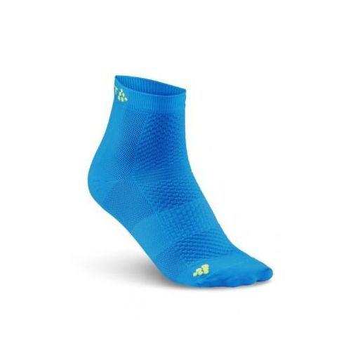 Craft Skarpety Cool Mid 2-pack Blue 46-48