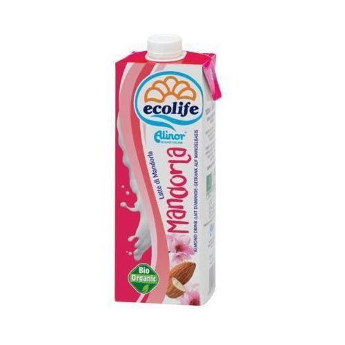 Eco life 1l napój mleko migdałowe bezglutenowe bio. Najniższe ceny, najlepsze promocje w sklepach, opinie.