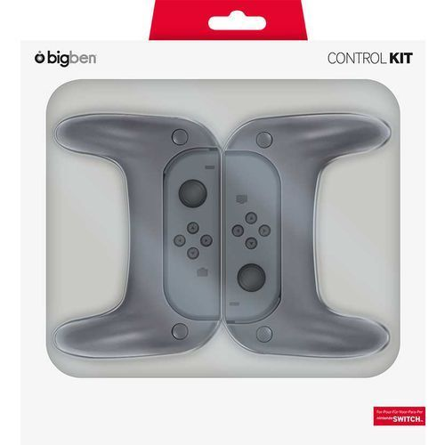 Uchwyt switch grip do kontrolerów joy-con do nintendo switch marki Big ben