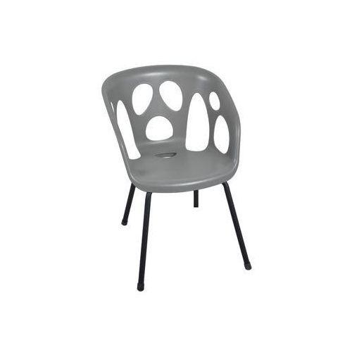 Krzesło ogrodowe ghost szare marki Ołer garden