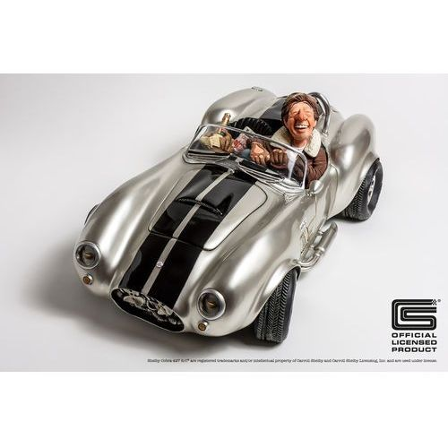 Figurka shelby cobra srebrny - guilermo forchino (fo85082) marki Forchino guilermo